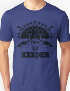 I'm A Keeper (Ravenclaw) T-Shirt