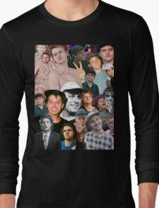 Mac DeMarco Collage Long Sleeve T-Shirt