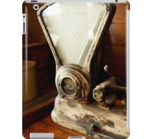 Vintage Scale iPad Case/Skin