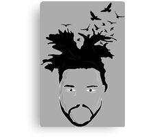DXO - THE BIRDS PT. 1 Canvas Print