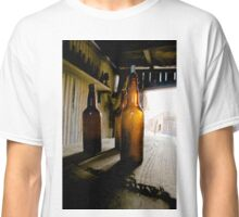 Old Glass Bottles Classic T-Shirt
