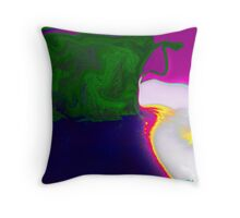 LIVE IN THE LIGHT Throw Pillow