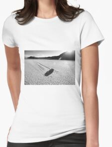 The Racetrack Womens Fitted T-Shirt