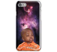 I Feel It iPhone Case/Skin