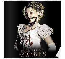 Pride + Prejudice + Zombies  2016 Movie Poster