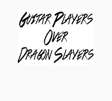 Guitar Players Over Dragon Slayers Unisex T-Shirt