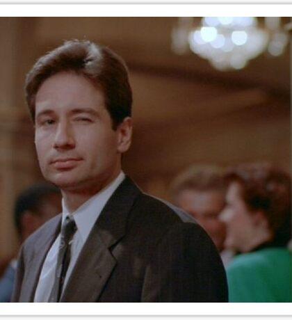 Mulder Sticker