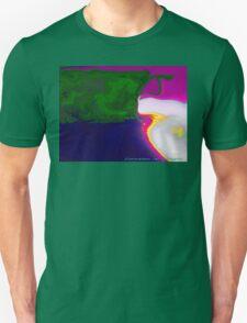 LIVE IN THE LIGHT Unisex T-Shirt