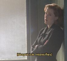 Oh, Scully. by Kelly O'Brien