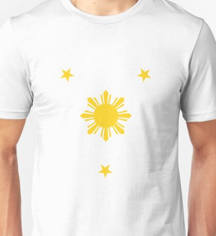 Filipino Sun and Stars Unisex T-Shirt
