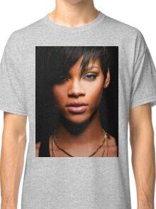 Cool Rihanna by omans Classic T-Shirt
