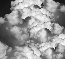PILES OF CLOUDS by Sandra  Aguirre