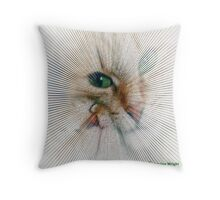 FOCUS ON THE MAIN THING Throw Pillow