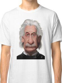 Celebrity Sunday - Albert Einstein Classic T-Shirt