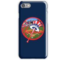 New York Yankees Stadium Logo iPhone Case/Skin