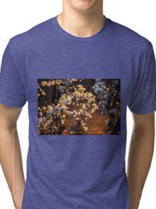 Sakura Brick Tri-blend T-Shirt