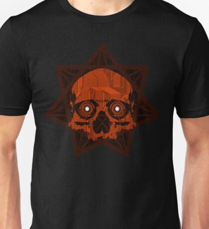 Sinister Skulls: Heptagram Circuit T-Shirt