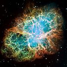 The Crab Nebula by StocktrekImages