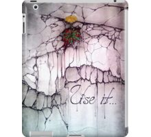 USE IT iPad Case/Skin