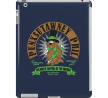 PUNXSUTAWNEY PHIL Groundhog Day iPad Case/Skin