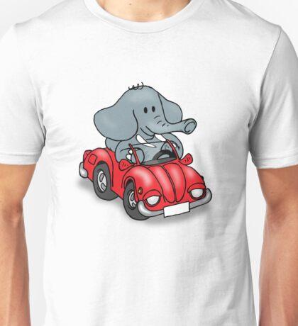 Elephant VW Unisex T-Shirt