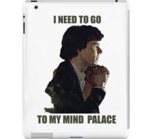 Sherlock's Mind Palace iPad Case/Skin