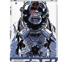 astronaut bowie iPad Case/Skin