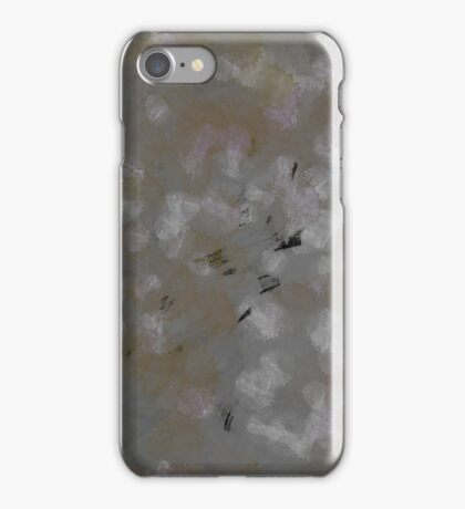 Modern Painting II iPhone Case/Skin