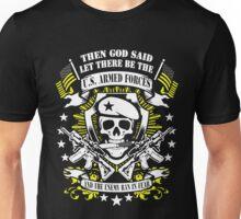 U.S Armed Forces Unisex T-Shirt