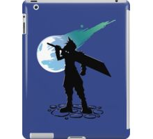 Cloud and the Meteor - Final Fantasy VII iPad Case/Skin