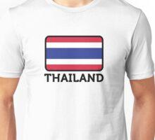 National flag of Thailand Unisex T-Shirt