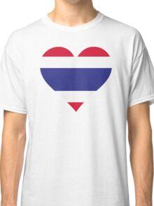 A heart for Thailand Classic T-Shirt
