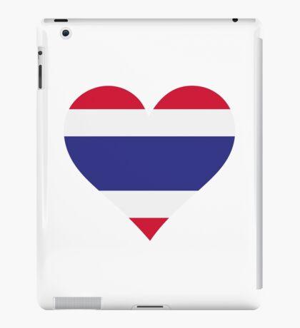 A heart for Thailand iPad Case/Skin