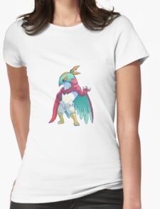 Hawluchadora Womens Fitted T-Shirt