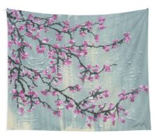 A Touch Of Spring Wall Tapestry