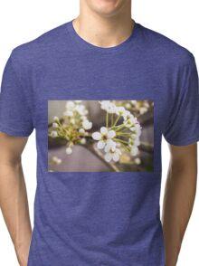 White Spring I Tri-blend T-Shirt
