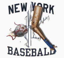 New York Baseball by Bigmom