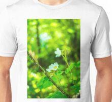 Tiny White Unisex T-Shirt