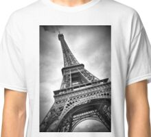 "Eiffel Tower ""dynamic"" Classic T-Shirt"