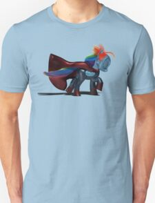 Mare of Steel 3D - If You Love These Ponies T-Shirt