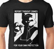 Report Thought Crimes Unisex T-Shirt