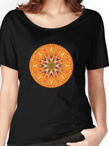 Plasmic Circle 5 Women's Relaxed Fit T-Shirt
