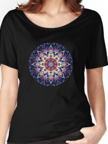 Plasmic Circle 1-6 Women's Relaxed Fit T-Shirt
