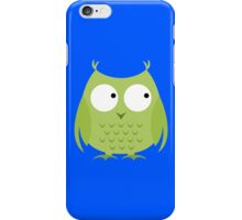 Cute Owl iPhone Case/Skin