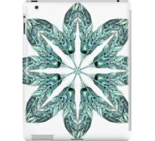 Tribal Feather Star Mandala iPad Case/Skin