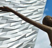 The Titanic Museum, Belfast Sticker