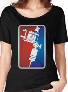 Tattoo Machine Women's Relaxed Fit T-Shirt