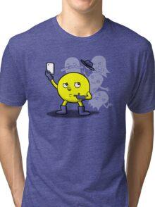 Ghost Photobombers Tri-blend T-Shirt