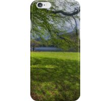 The Shade Of The Tree iPhone Case/Skin