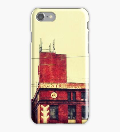 street 4517 MELBOURNE iPhone Case/Skin